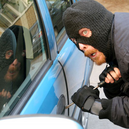 Burglary of a Vehicle - Attorneys